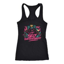 Load image into Gallery viewer, SELF-EMPOWERMENT WOMEN TANK TOP