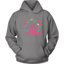 Load image into Gallery viewer, SELF-EMPOWERMENT UNISEX HOODIES2