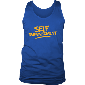 SELF-EMPOWERMENT MENS TANK