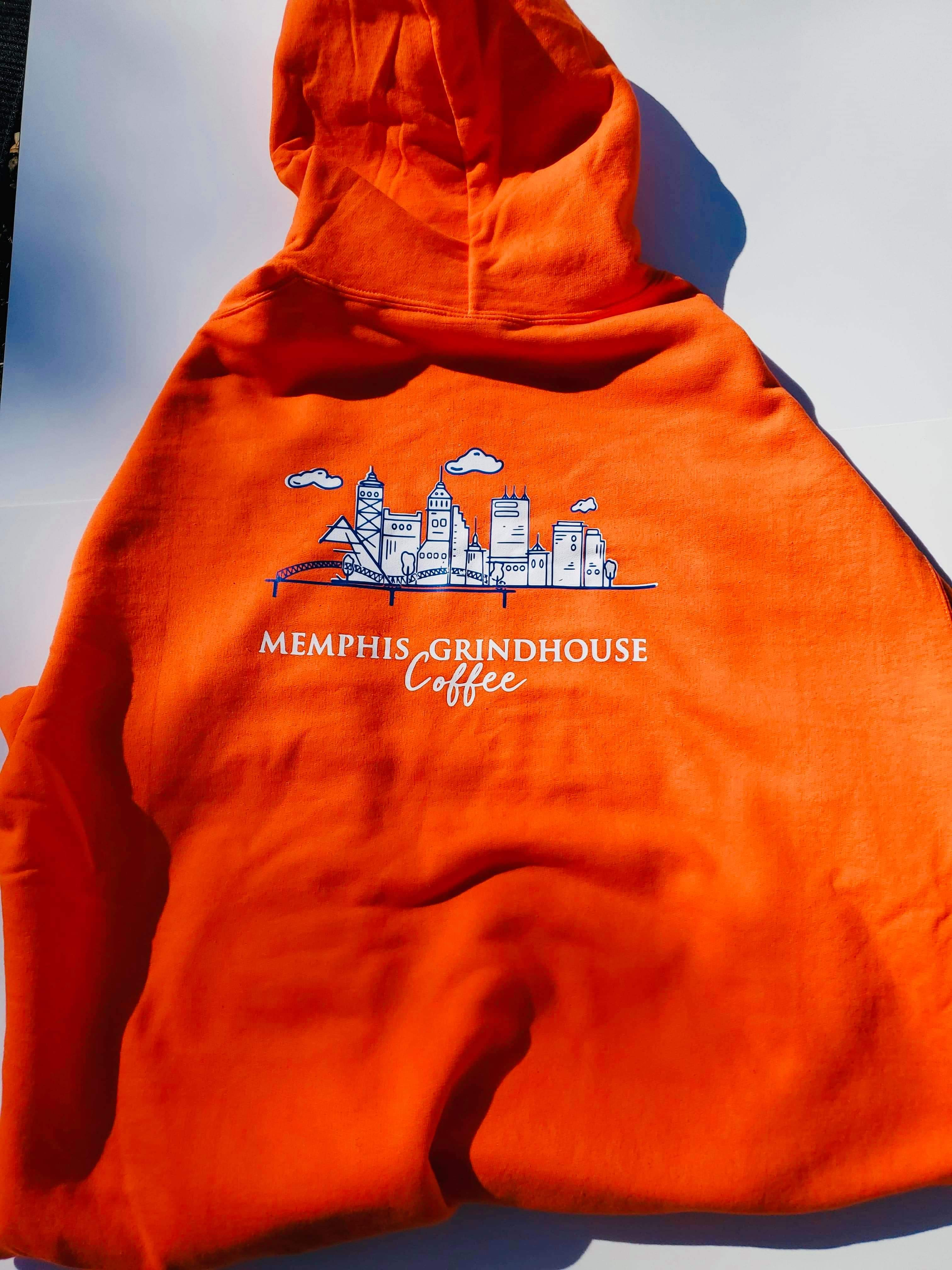 Memphis Grindhouse Hoody - Memphis Grindhouse
