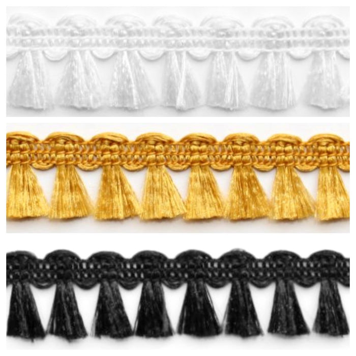 15m Mini Tassel Fringe Bundle