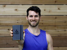 Load image into Gallery viewer, Man Flow Yoga Notebook (Workout Log)