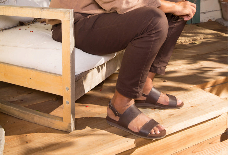 Vegan Men Sandals