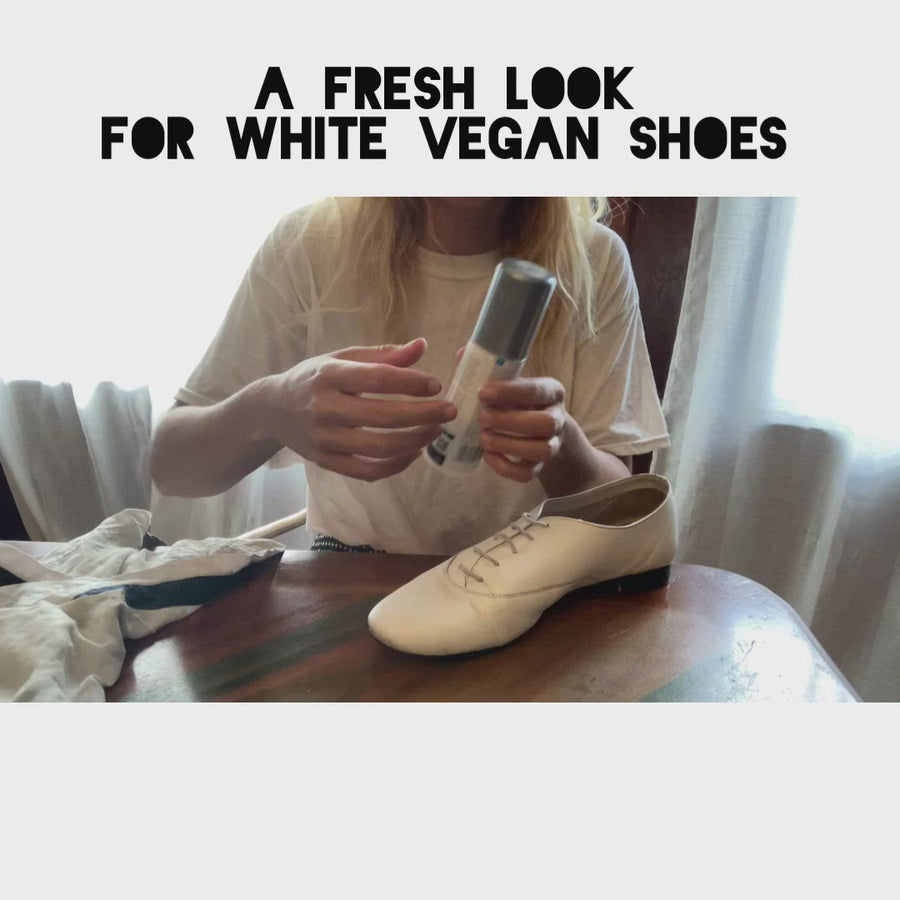 White Restore for vegan Sneakers and Casual Shoes