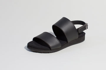 vegan unisex Sandals ALEC| Black