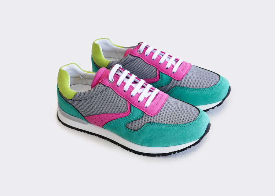 FELIX VEGAN RUNNING SHOES PINK