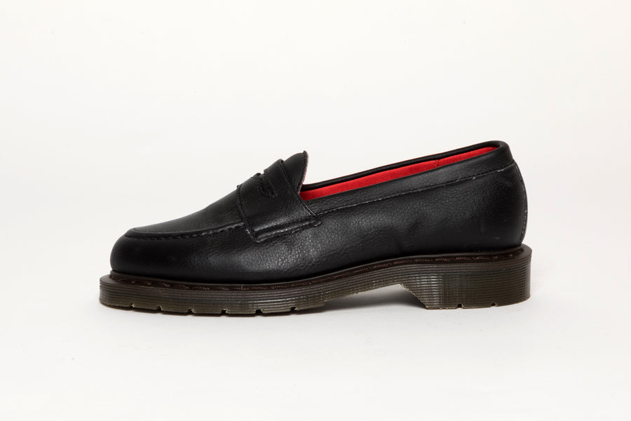 JANE BLACK, vegan loafers, Vegan Leather