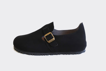 KARL Black Comfy Vegan Shoes