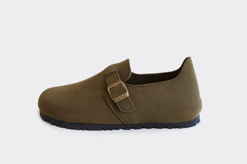 KARL Khaki Comfy Vegan Shoes
