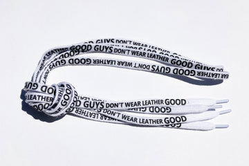 Good Guys Cotton Laces- Special Edition