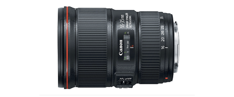 Canon 16-35mm f/4L IS