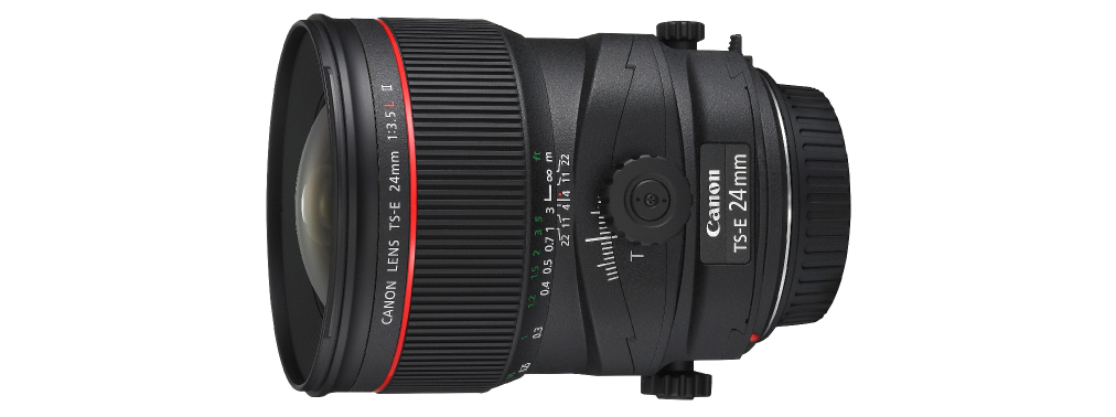 Canon 24mm f/3.5L Tilt-Shift