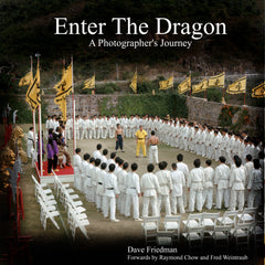 Enter the Dragon, A Photographer's Journey (Limited Edition Hardcover Book) Domestic Sales only