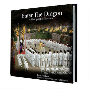 Enter the Dragon, A Photographer's Journey (Limited Edition Hardcover Book)  International Sales only