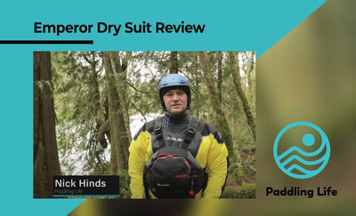 Level Six Emperor Whitewater Dry Suit Gear Review