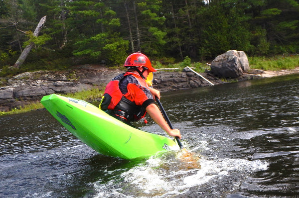 Making The Most Of The End Of Paddling Season