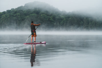 Inflatable SUP Construction Technology Guide