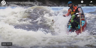 Do you like whitewater canoeing?