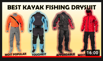 Emperor Drysuit Review