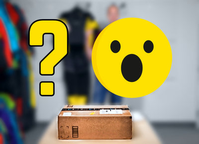 Unboxing Counterfeit Level Six Dry Suit From Amazon! 😨