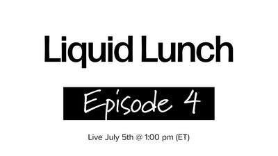 Liquid Lunch - Episode 4 - Whitewater Brewing Co Founder Chris Thompson