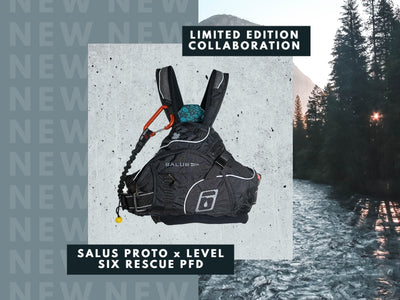 Salus Collaboration - The Limited Edition Salus Proto Level Six Rescue PFD