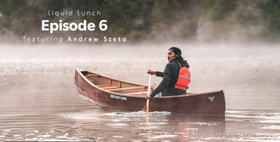 Liquid Lunch Episode 6 - with Andrew Szeto