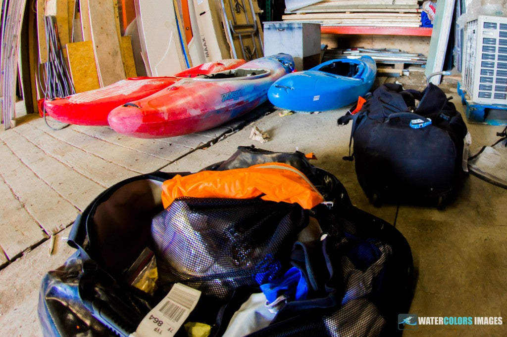 Expedition Kayaking: What to Pack?   JP Paiement   ##shopname
