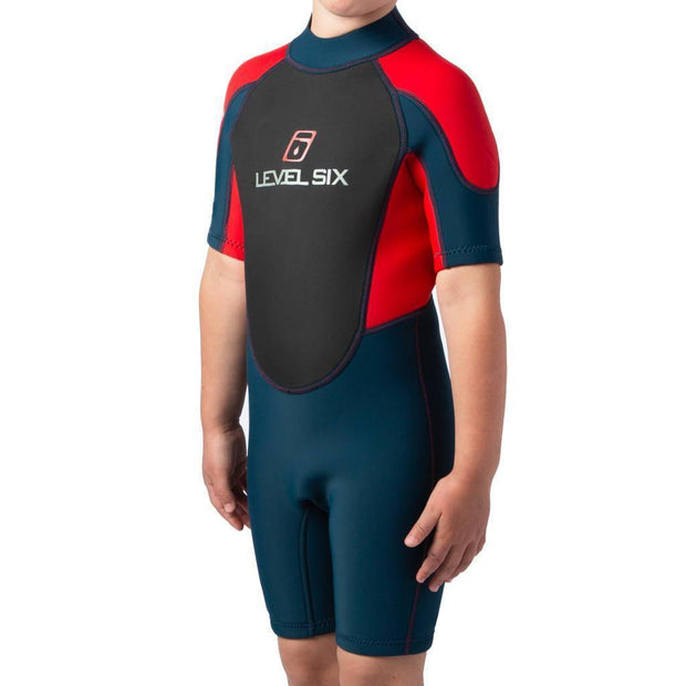2018 Shorty Wetsuit - Child Neoprene Outlet