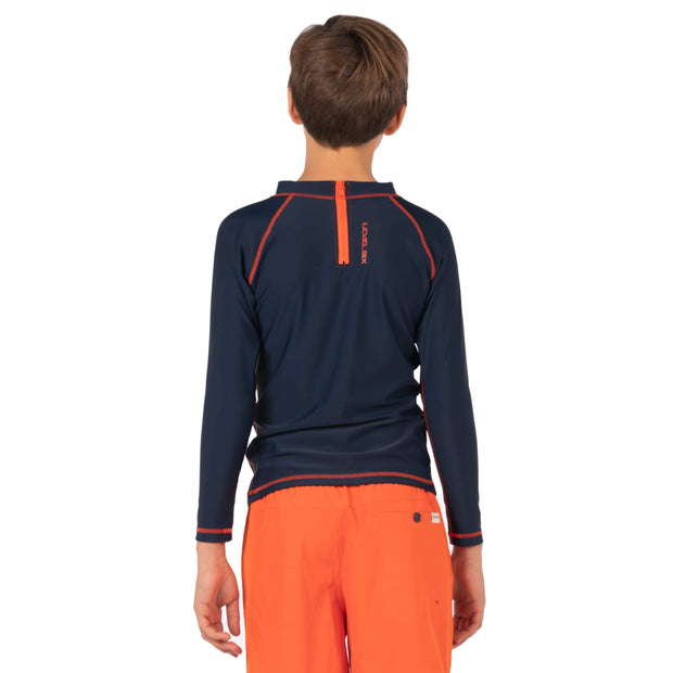Boy's Slater Long Sleeve Sunguard Kid's Casual Level Six