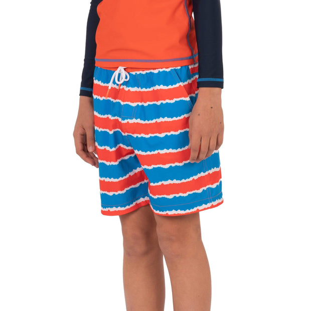 Boy's Snicker Boardshorts Kid's Casual Level Six