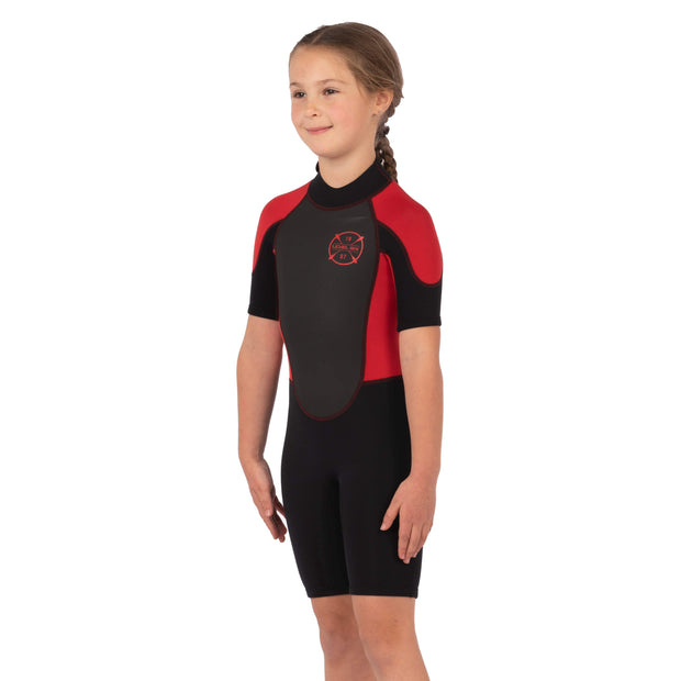 Child Shorty Wet Suit Neoprene Level Six