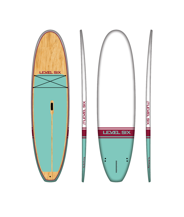 DEMO Ten Six Cruising SUP Board SUP Boards Moraine Outlet