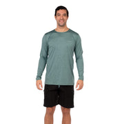Dune Long Sleeve Lycra S / Lake Blue Level Six