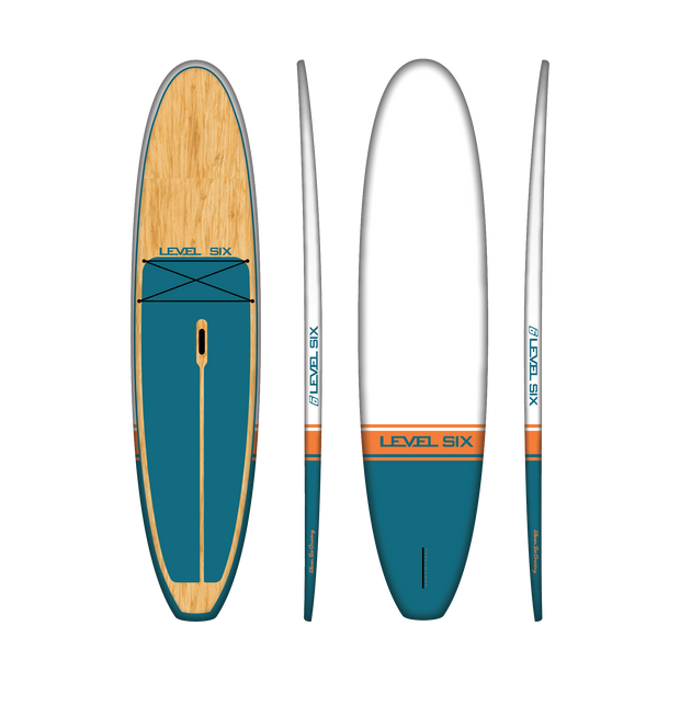 Eleven Six Cruising SUP Board SUP Boards Lake Outlet