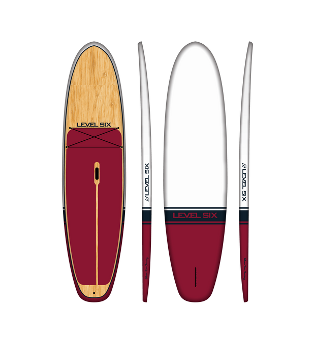 Eleven Two XL Cruising SUP Board SUP Boards Mahogany Outlet