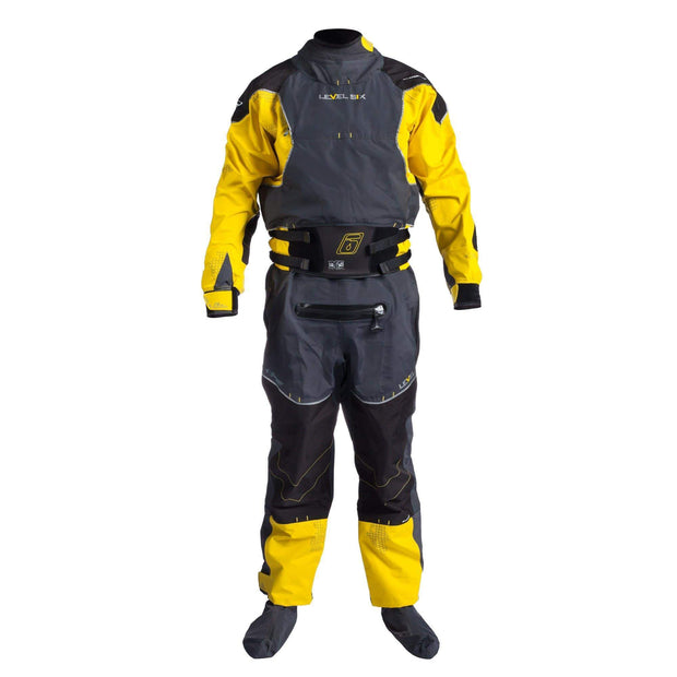Emperor Dry Suit Drysuits Bright Yellow / XS Level Six