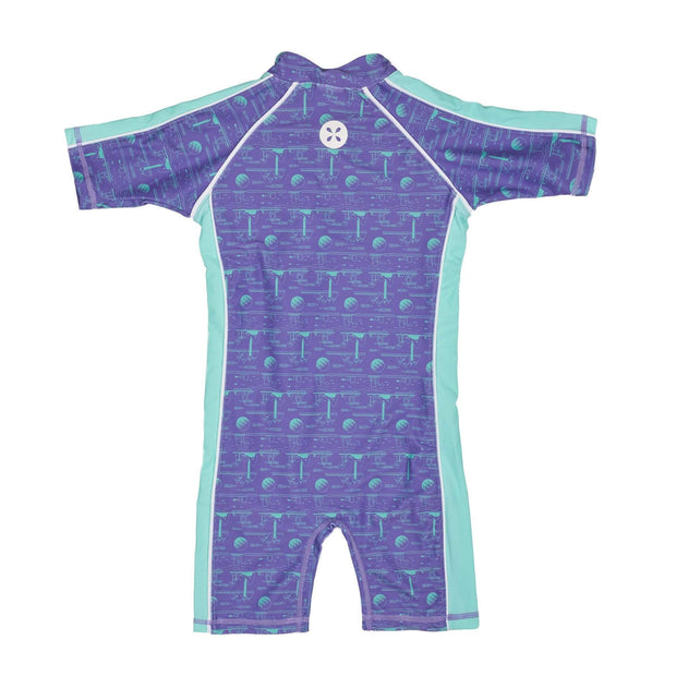 Girl's Aurora Sunsuit Kid's Casual Outlet