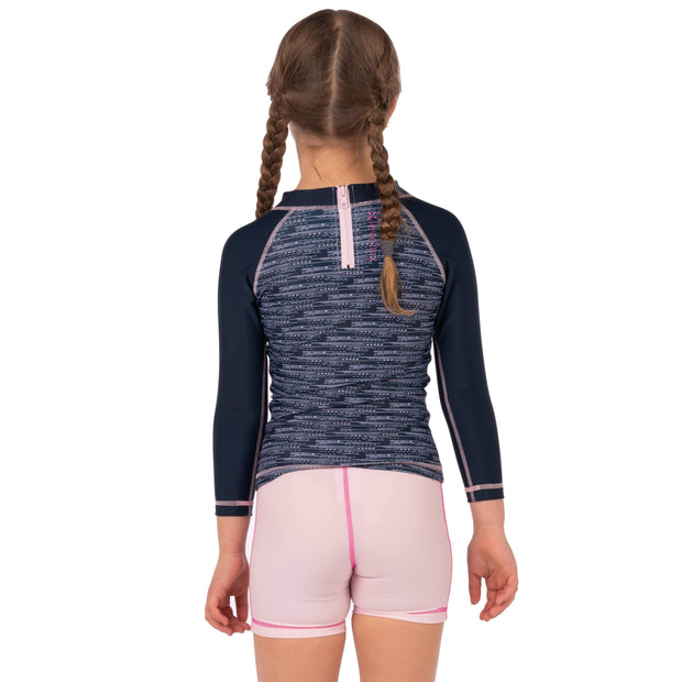 Girl's Stella Long Sleeve Sunguard (Child) Kid's Casual Level Six