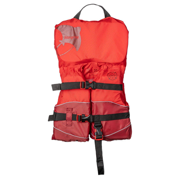 Kid's Stingray PFD (USA Only) PFD's APPLE RED / INFANT Outlet