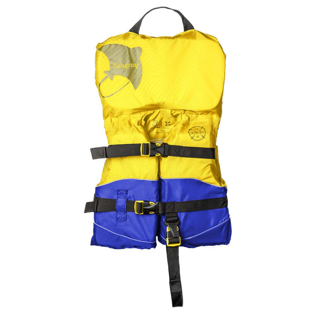 Kid's Stingray PFD (USA Only) PFD's YELLOW / INFANT Outlet