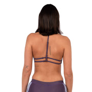 Maya Neoprene Bikini Top Neoprene Swim Level Six