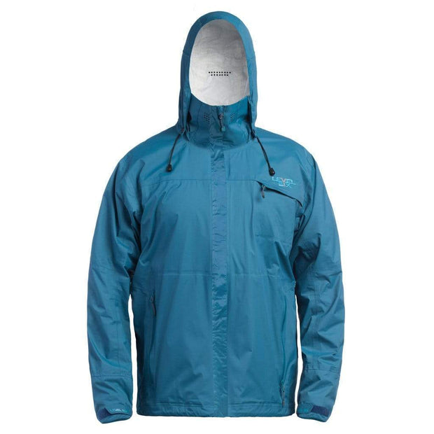 Nahanni Jacket Paddling Tops CRATER BLUE / S Level Six