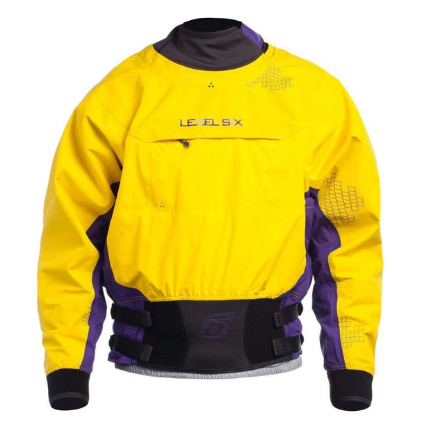 Nebula Dry Top Paddling Tops BRIGHT YELLOW / S Outlet