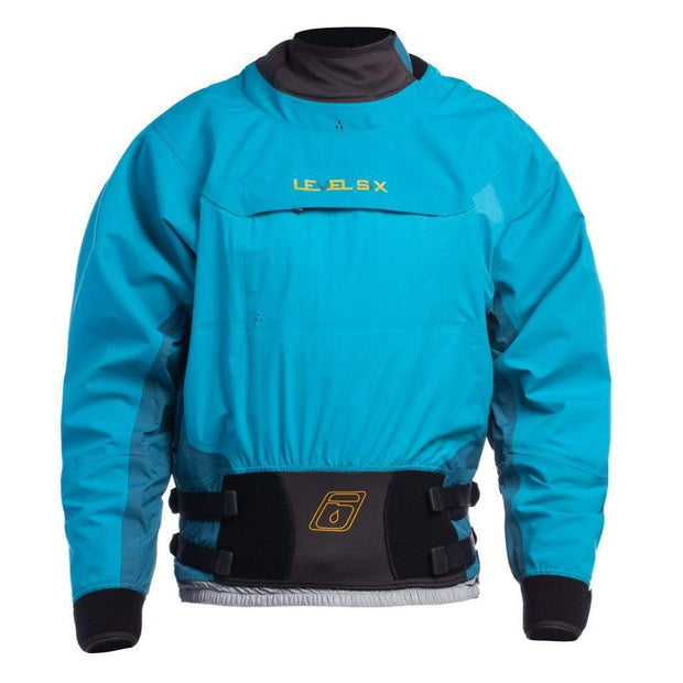 Nebula Dry Top Paddling Tops GROTTO BLUE / S Outlet