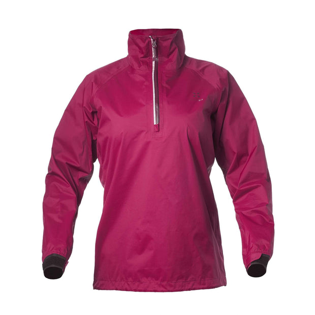 Orillia Splash Jacket Paddling Tops BEET RED / XS Level Six