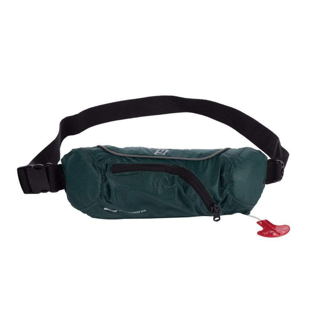 Rip Cord Inflatable Belt PFD - UL APPROVED (USA) PFD's Blue Coral / American Coast Guard UL Outlet