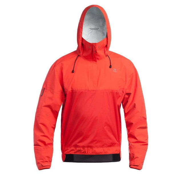 Torngat Jacket Paddling Tops BLAZE RED / S Level Six