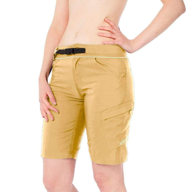 Women's Aphrodite Surf Short Boardshorts Stone / 4 Outlet