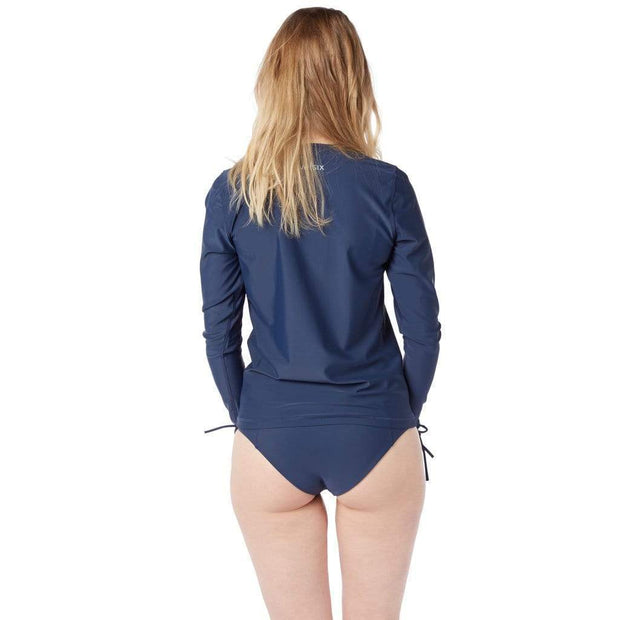 Women's Coastal Long Sleeve Sun Shirt Lycra Outlet